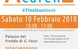 Acufene e alimentazione: Open Day il 10 febbraio