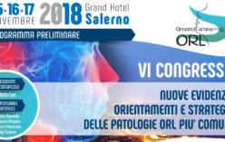 Sessione acufeni al Congresso del Gruppo Campano ORL. Salerno, 16 novembre.